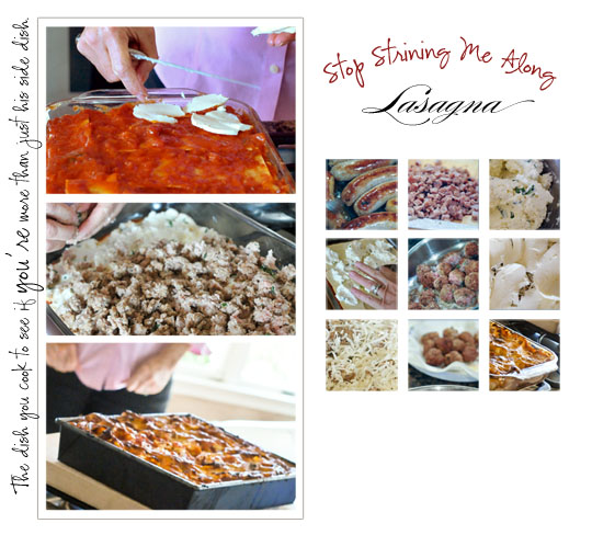 step by step lasagna