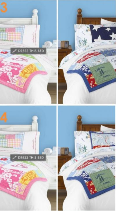 bedding options 3 4