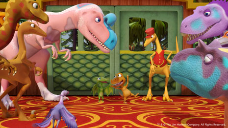 Jim Henson's Dinosaur Train