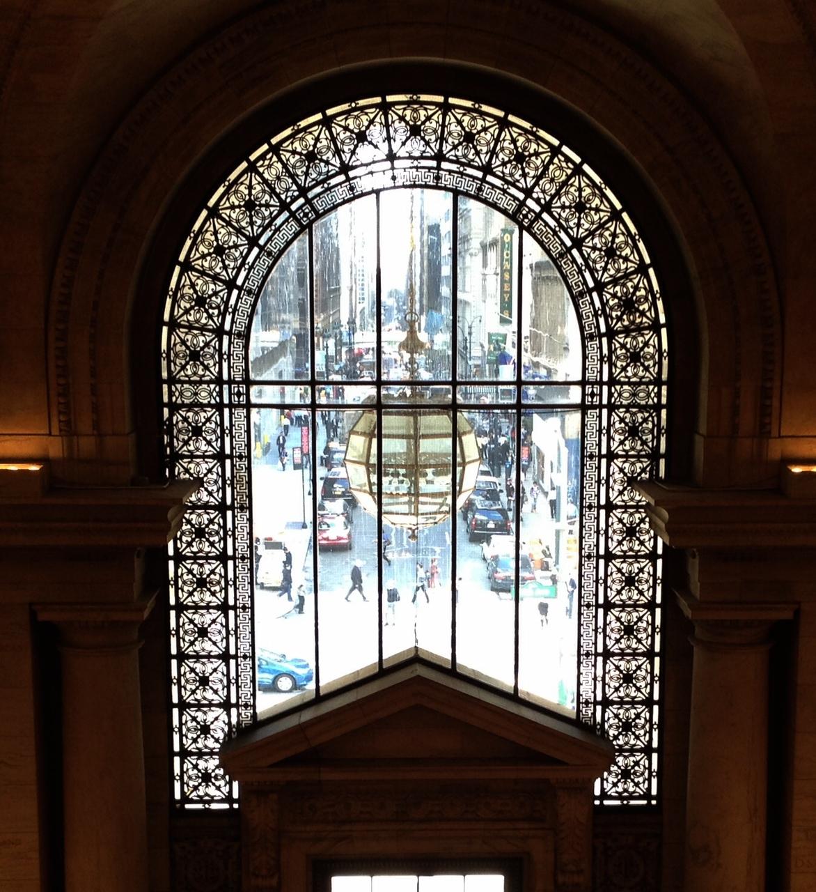 NY Public Library, NYC