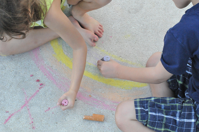 Planning Stages in Chalk
