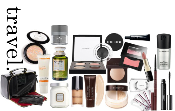 Travel Makeup, What's In My Bag