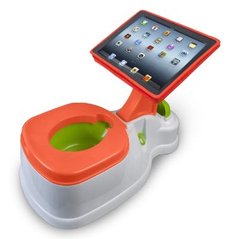 iPotty, iPoop: Caption this photo!
