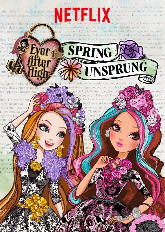 Ever After High, The Netflix Original Series!
