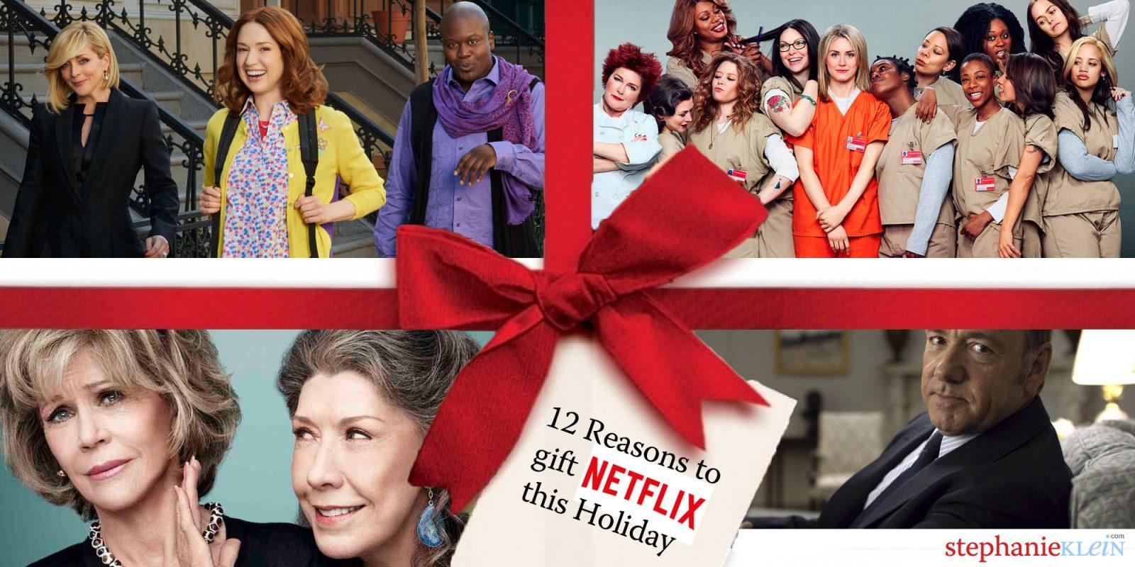 Netflixmas - Stephanie Klein Greek Tragedy