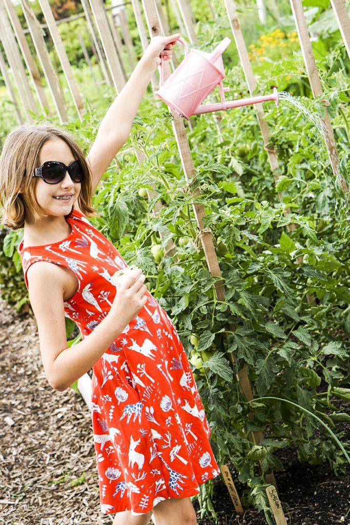 Teach your kids to garden!