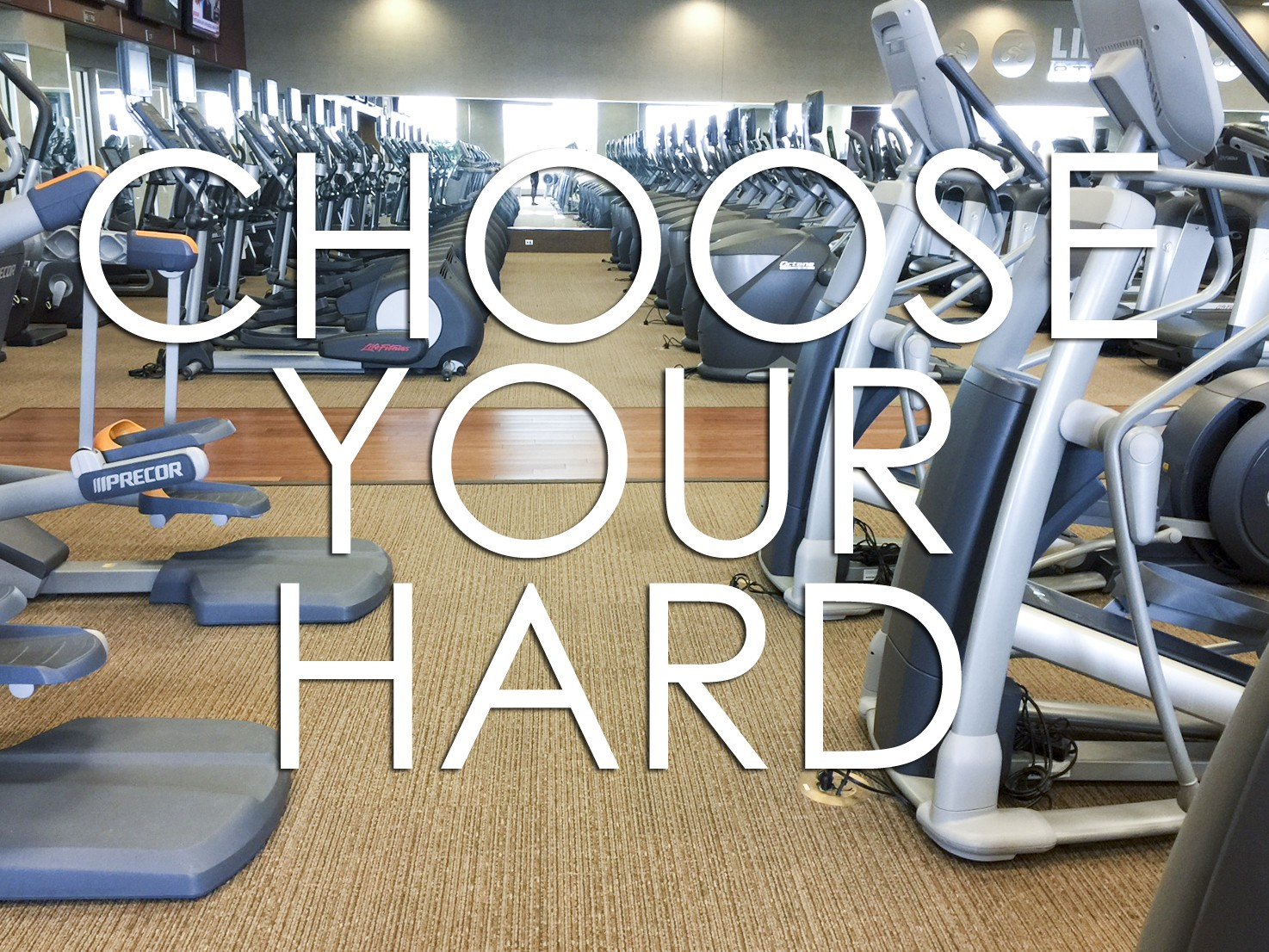 """Featured image for """"Choose Your Hard"""""""
