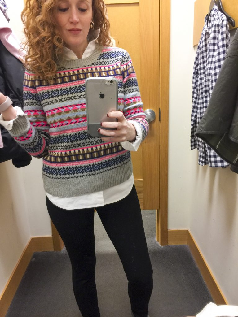 Fitting Room Frenzy