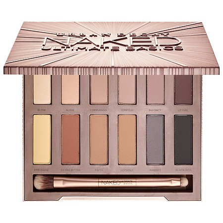 Naked Ultimate Basics Eyeshadow