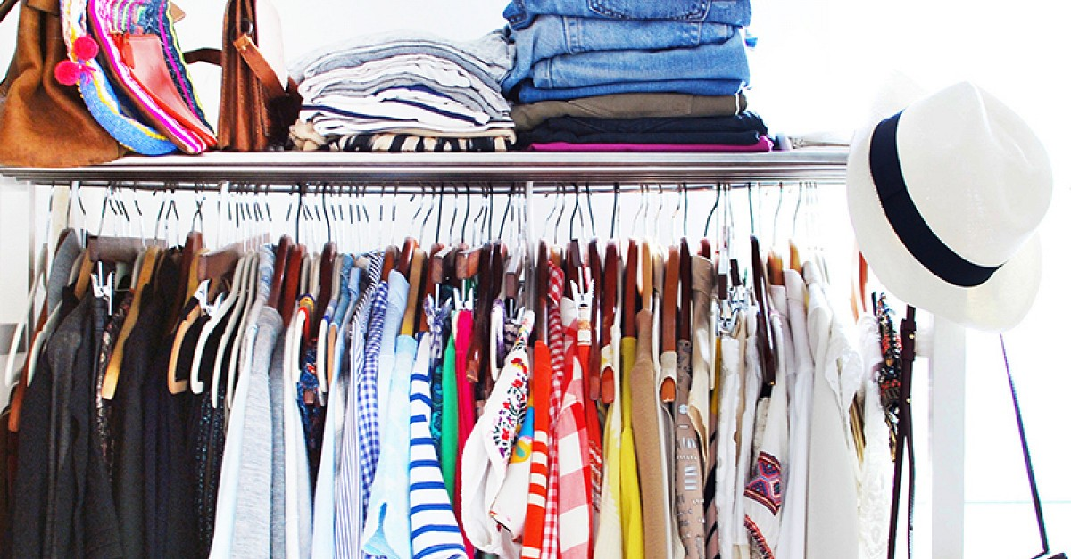 """Featured image for """"Things Every New Yorker Has in Her Closet"""""""