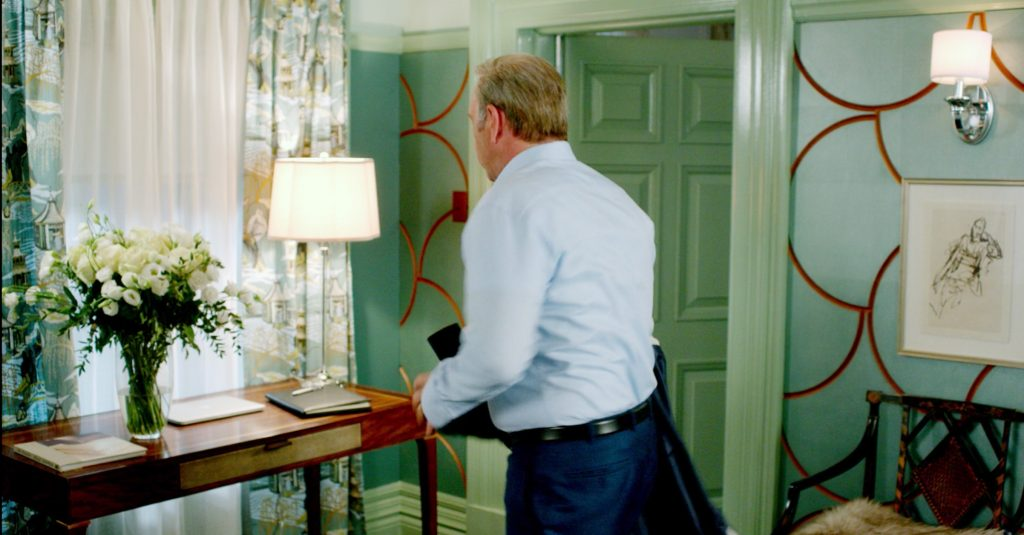 Interior Design from the movie Nine Lives