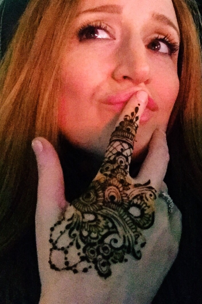 """Featured image for """"Henna Hand, Henna Hair"""""""