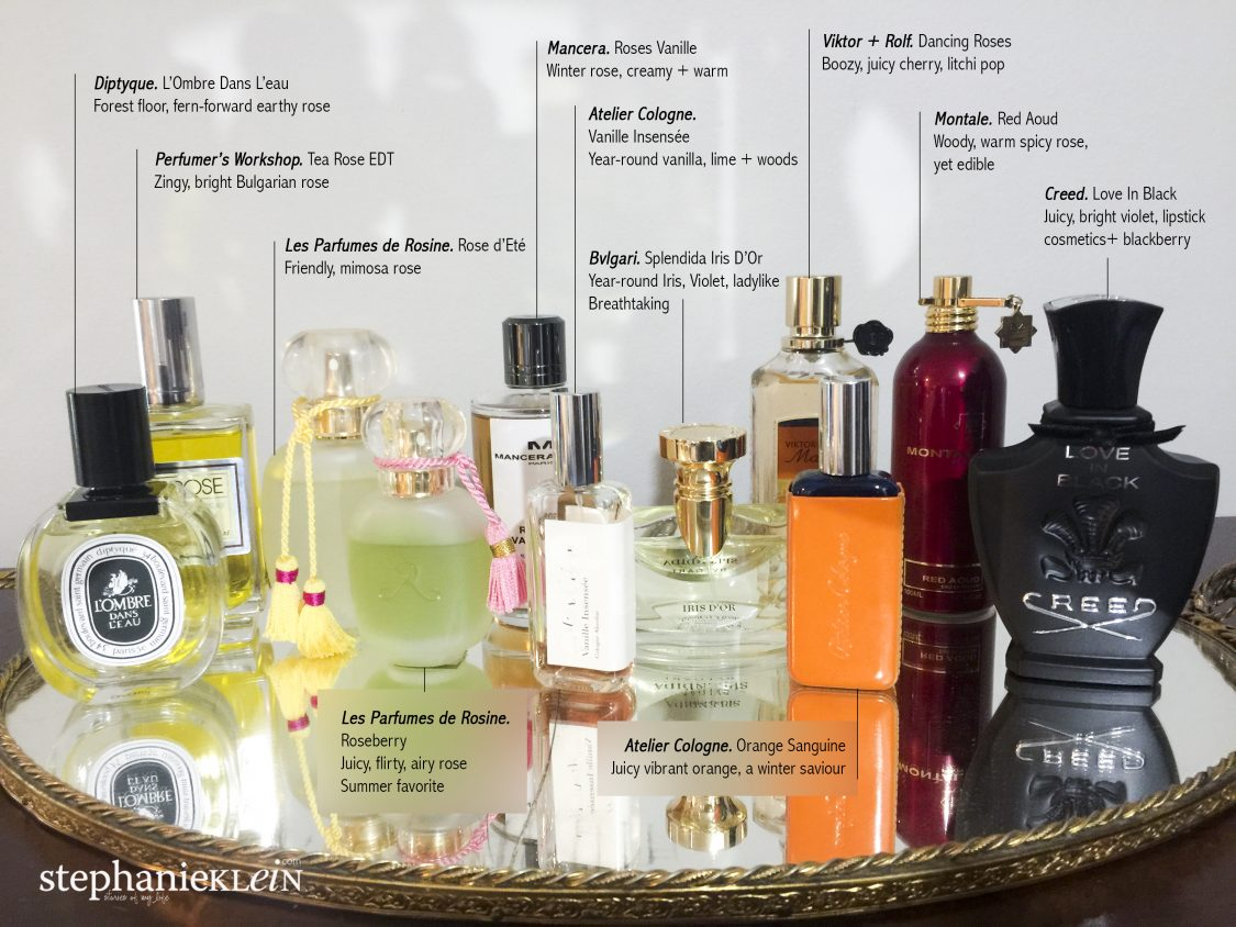 Perfume for Spring